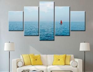 Impress-es-HD-Quadro-Sala-de-estar-Pintura-da-Lona-Arte-Da-Parede-5-pe-a