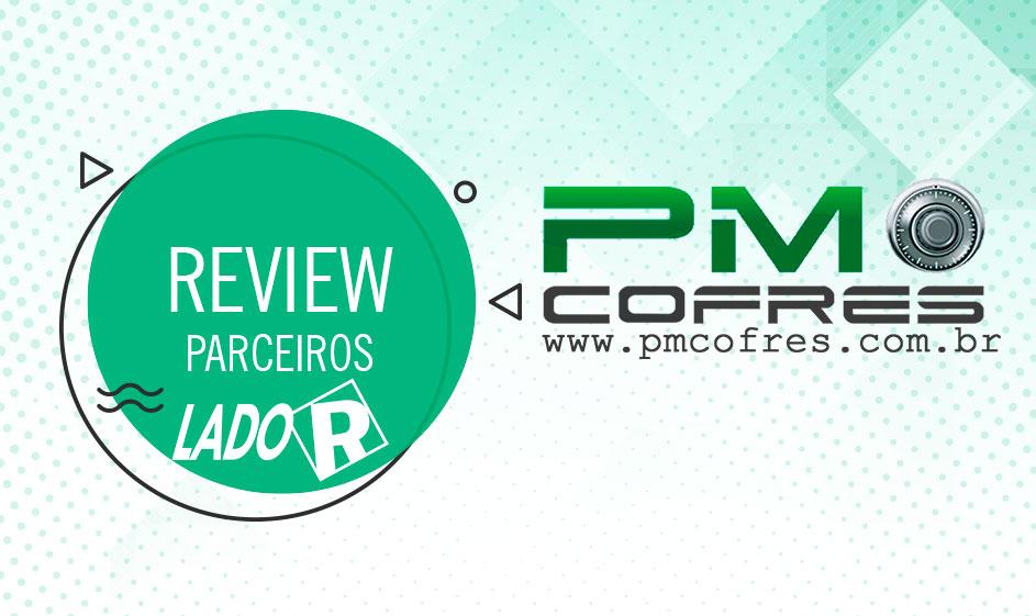 PARCERIA LADO R | COMO TIRAR CAC POR LIZ TRISTÃO | REVIEW PM COFRES